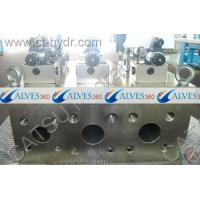 Quality The hydraulic valve manifold block wholesale