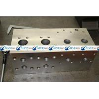 Buy cheap electric hydraulic valve block from wholesalers