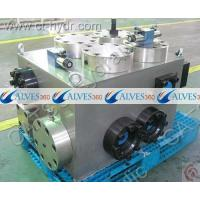 Buy cheap Hydraulic manifolds block from wholesalers