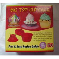China Big Top Cupcake Cake Pan Cake Mold on sale