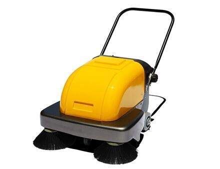 Quality MN-P100 Electric industrial hand push floor sweeper for sale