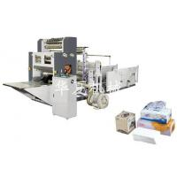 Buy cheap Six lines facial tissue paper machine from wholesalers