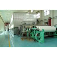 Buy cheap 2400 type three-wire multi-cylinder paper making machine from wholesalers