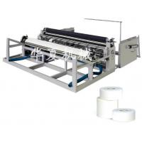Quality air-suction bobbin paper slitting and rewinding machine wholesale