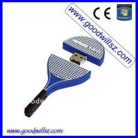 Tennis racket usb flash drive