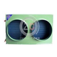Buy cheap Air Cooled Tube Condenser For Cold Room(2 fans) from wholesalers
