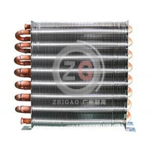 Cheap Air Condenser FNA-0.25/1.2 For Refrigeration With Aluminium Fin And Copper Tube for sale