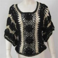 Quality Small floral new winter handmade sweater wholesale