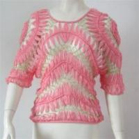 Quality Women summer hand made sweater hollow jumper wholesale
