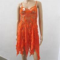 Quality Women hand knitted patterns of summer dresses wholesale