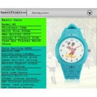 Quality new gps tracking watch wholesale offer cheap OEM gps watch for kids elder phone wholesale