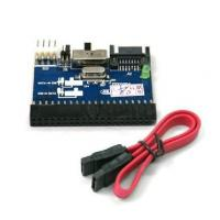 China SATA to IDE / IDE to SATA Hard Drive Adapter Converter Card on sale