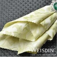 China restaurant green natural linen decorative paper napkins on sale