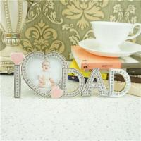 Quality Metal photo frame / fathers day gifts wholesale