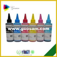 China Universal dye ink for epson/hp/canon/brother inkjet printer on sale