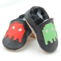 China ODM & OEM Wholesale Unique Design Toddler Slippers Cream Baby Shoes BBLB0812 on sale