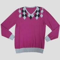 Quality Mens fashion sweater with double neck Y213 wholesale
