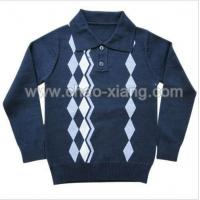 Buy cheap Kids argyle sweater (CXK12008) from wholesalers