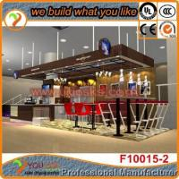China Unique Indoor shopping center fast food kiosk design and fast food kiosk for sale on sale