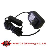 China led lighting switch on off ac dc adaptor 12v 1000ma pse adapter on sale