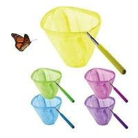 Quality extendable butterfly net/telescopic butterfly net/fishing net/garden butterfly net wholesale
