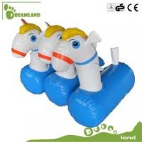 Quality inflatable horse inflatable pony hop racing wholesale