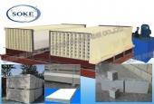 Buy cheap 20 Panels EPS Sandwich Wall Panel Moulding Machine from wholesalers