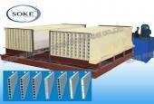 Buy cheap 20 Panels Lightweight Wall Panel Machine from wholesalers