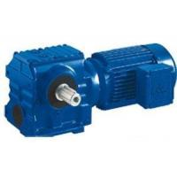 Quality S series right-angle helical-worm geared motor wholesale