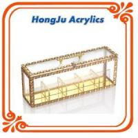 China nice clear acrylic gift box on sale