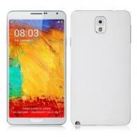 U9000 Smartphone Android 4.2 MTK6589 Quad Core 5.7 Inch HD IPS Screen 3G GPS Air Gesture- White