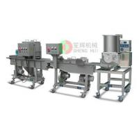 Quality Full Automatically Meat Pie Forming Production Line wholesale