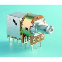 China SP-RA16K1/SW=K1 Rotary Potentiometer with Push-Pull Switch and Rotary Switch on sale