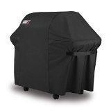 Cheap Weber 7107 Grill Cover with Storage Bag for Genesis Gas Grills for sale