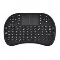 China Portable Mini 2.4GHz 2.4G Wireless Keyboard Touchpad Mouse Combo on sale