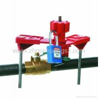 Buy cheap ZC-F32 Double Arms Universal Ball Valve Lockout (OSHA Standard) from wholesalers