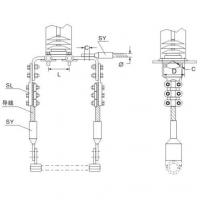 Buy cheap Upside-down Joint Fittings(Type Dtj/dtj1) product