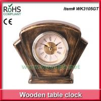 Quality WK3105GTBest modern kitchen clock small quartz clock timer wholesale