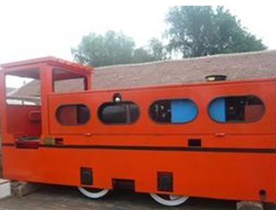 Cheap Mine explosion proof diesel locomotive for sale