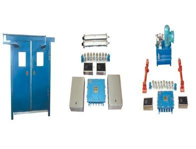 Cheap Electrical wind door for sale