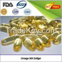 Quality OEM Private Label DHA+ EPA Omega 3 Krill Oil Softgels wholesale