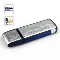 China Free Shipping 4GB 2 In One Keychain USB Voice Recorder(UR01B) on sale