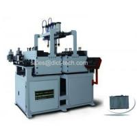 Quality Radiator/evaporator Machinery Integrated Type Plastic Tank Crimping Machine wholesale
