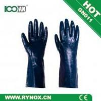 Quality Nitrile chemical resistant glove GN011 wholesale