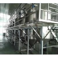 Quality Oil refinery 8TPD crude palm oil refinery CE palm oil refinery plant wholesale