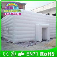 Quality Giant inflatable cube tent wholesale