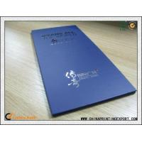 Buy cheap Colorful Customized Size Pamphlet Printing product