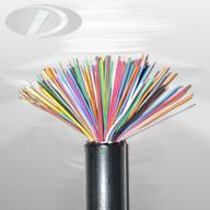 Quality communication cable HYA solid insulated non-filled communication cable wholesale