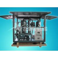 Quality Transformer Oil Purifier ZYD-I-W Enclosed Weather Proof T... wholesale