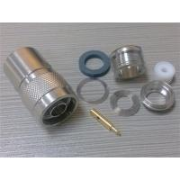 Quality N Male Straight Connector For RG214 wholesale